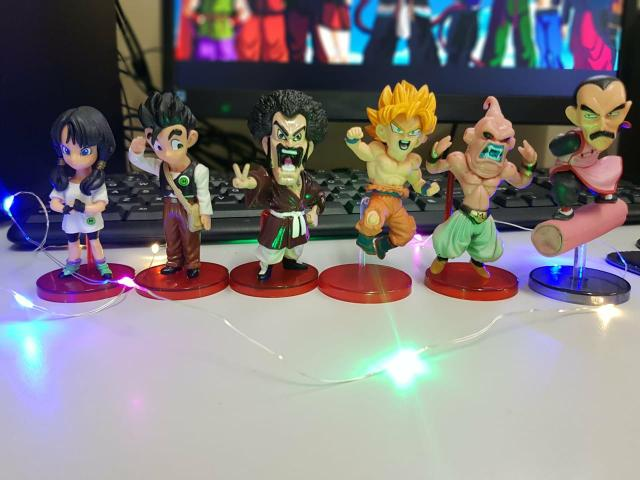 Miniaturas de Dragon Ball - Foto 4
