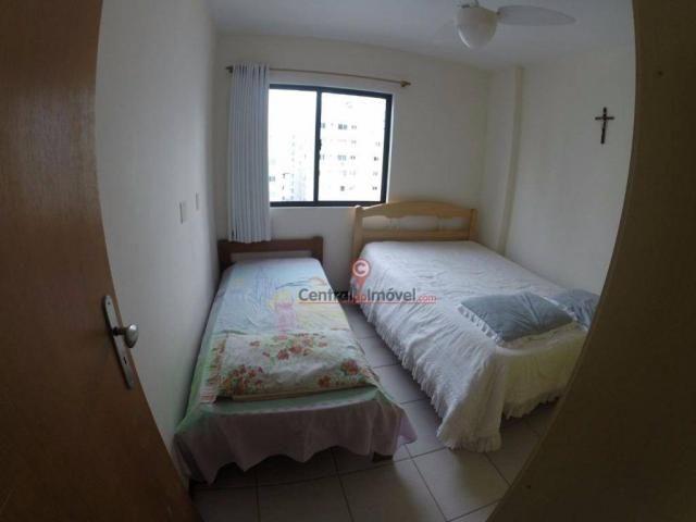 Apartamento com 3 dormitórios para alugar, 131 m² por R$ 500,00/dia - Centro - Balneário C - Foto 9