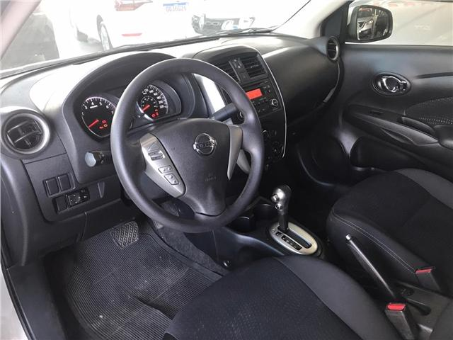 Nissan Versa 1.6 16v flex sv 4p xtronic - Foto 7