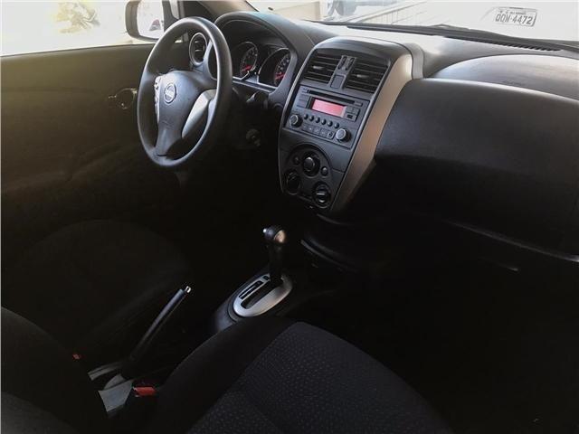 Nissan Versa 1.6 16v flex sv 4p xtronic - Foto 6