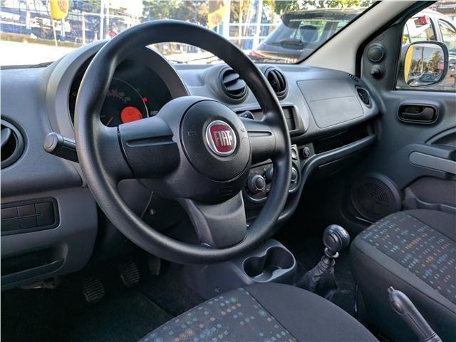 Fiat Fiorino 1.4 mpi furgão hard working 8v flex 2p manual - Foto 8
