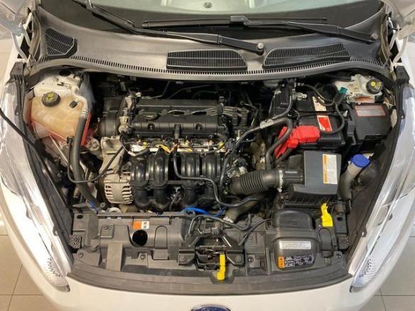Ford New Fiesta Hatch Titanium 1.6 AT (Flex) - Foto 14