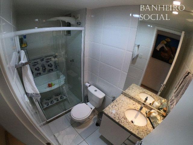 Apartamento 02 Quartos (1 suite) em Armação com 02 vagas de garagem - Foto 7