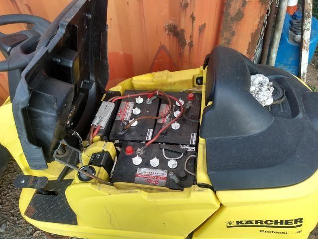 Lavadora secadora Karcher - Foto 2