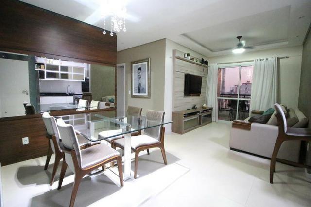 Oportunidade!! Apartamento 2 dormitórios(1 suíte) mobiliado no Kobrasol!! - Foto 5