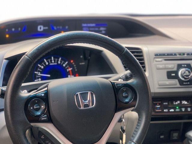 Honda Civic LXR 2014 Aut - Foto 2
