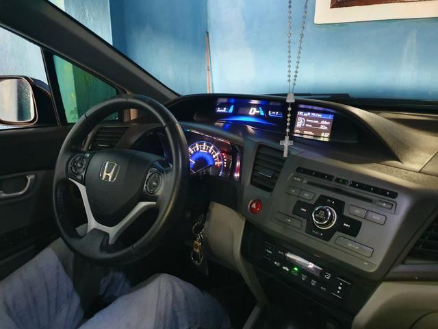 Honda Civic 2012 LXL Completo - Foto 8