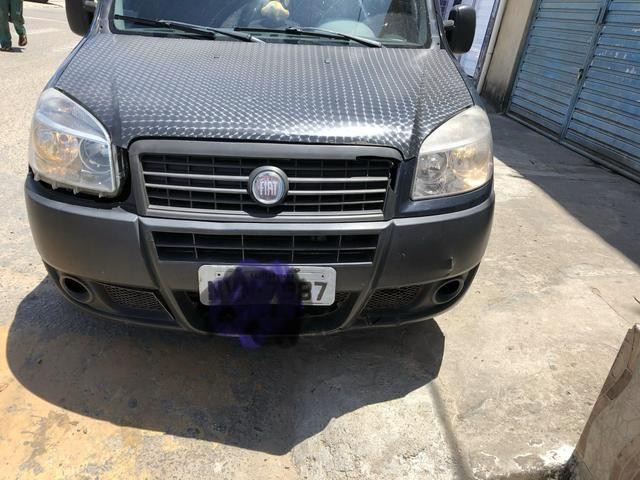 Fiat Doblò cargo 1.4 carro ideal pra dono de mercearia !!!