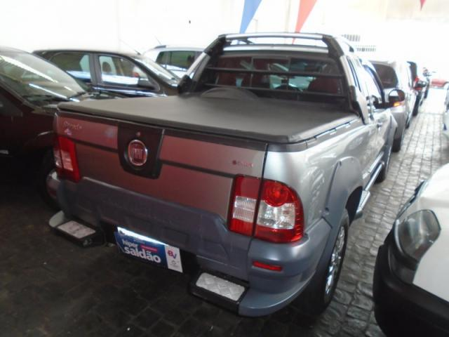 Fiat Strada Adventure Locker 1.8 Cinza - Foto 7