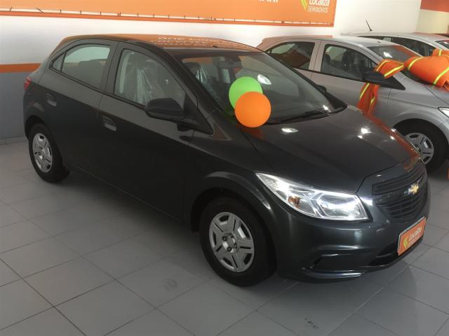 ONIX 2018/2019 1.0 MPFI JOY 8V FLEX 4P MANUAL - Foto 5