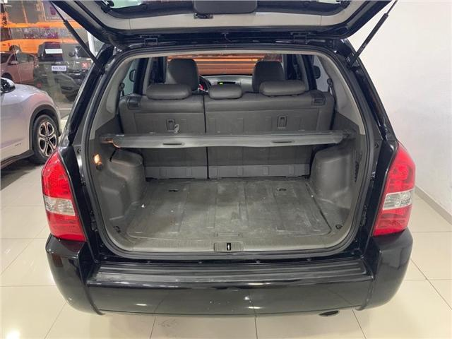 Hyundai Tucson 2.0 mpfi gls 16v 143cv 2wd flex 4p automático - Foto 11
