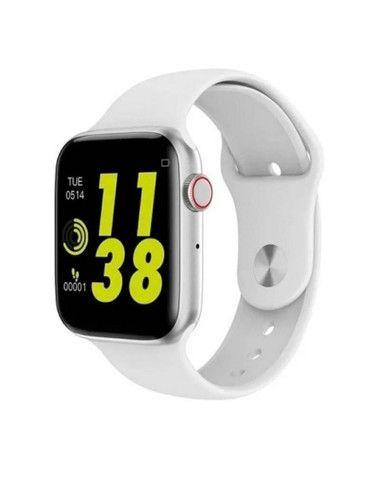 Relógio Tipo Apple Watch IWO 8 + Frete Grátis 279,99 - Foto 2