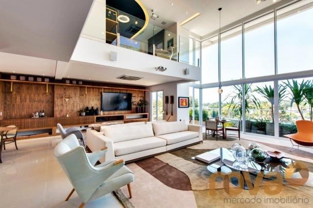 Apartamento à venda com 4 dormitórios em Setor marista, Goiânia cod:NOV235819 - Foto 3