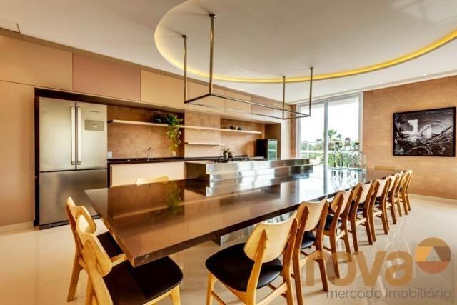 Apartamento à venda com 4 dormitórios em Setor marista, Goiânia cod:NOV235819 - Foto 13