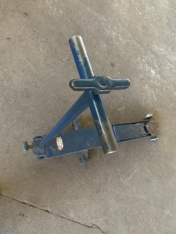 Macaco hidráulico jacaré usado 2 toneladas - Foto 3