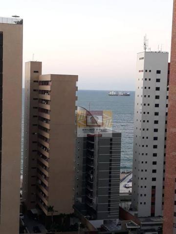 Apartamento com 4 dormitórios à venda, 235 m² por R$ 2.400.000,00 - Meireles - Fortaleza/C - Foto 2