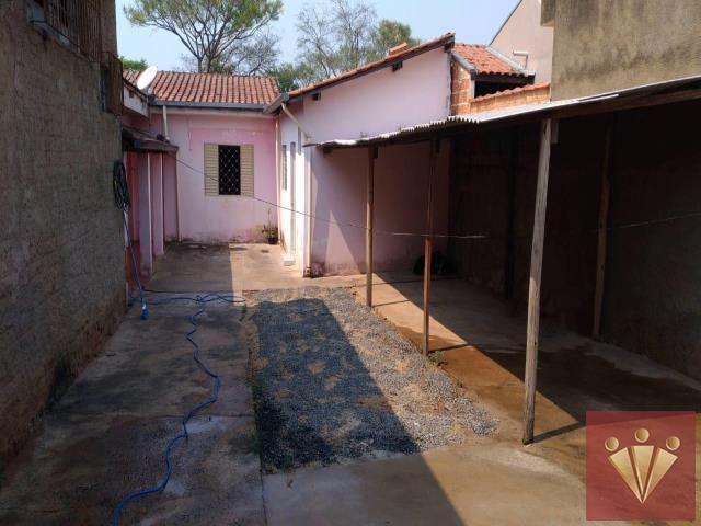 Casa com 3 dormitórios à venda por R$ 137.000 - Parque São Camilo - Mogi Guaçu/SP - Foto 3