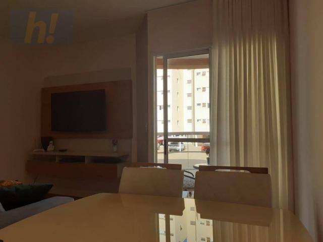Apartamento com 1 dormitório para alugar, 68 m² por R$ 1.300/mês - Higienópolis - São José - Foto 12