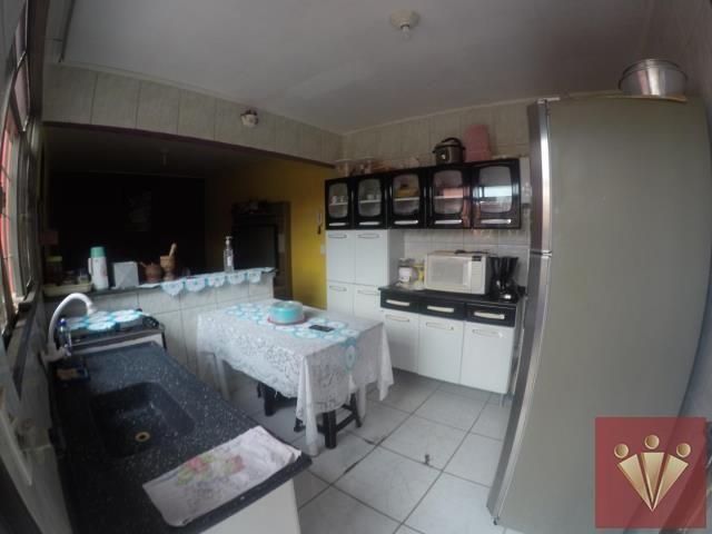 Casa com 3 dormitórios à venda por R$ 270.000 - Jardim Bandeirantes - Mogi Guaçu/SP - Foto 12