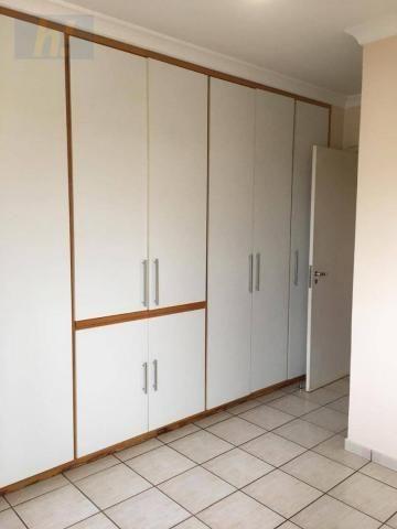 Apartamento com 3 dormitórios para alugar, 129 m² por R$ 1.500/mês - Vila Nossa Senhora de - Foto 10