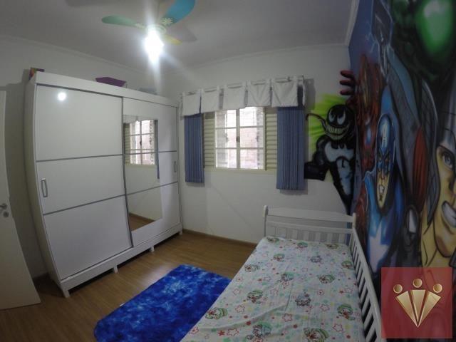 Casa à venda com 3 dormitórios em Parque residencial nova canaã, Mogi guaçu cod:CA0736V - Foto 10