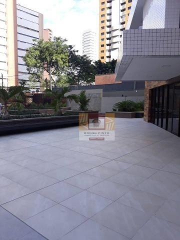Apartamento com 4 dormitórios à venda, 235 m² por R$ 2.400.000,00 - Meireles - Fortaleza/C - Foto 4