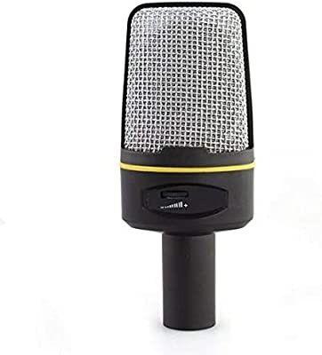 Microfone Condensador Youtuber C/ Suporte Andowl Qy-920 - Foto 2