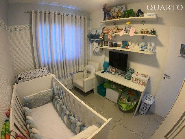 Apartamento 02 Quartos (1 suite) em Armação com 02 vagas de garagem - Foto 4