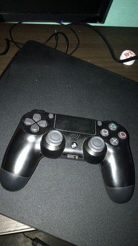 PS4 na caixa 500gb - Foto 4