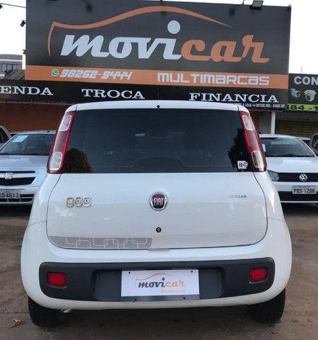 Fiat Uno Vivace 1.0 Fire 2015 Novinho 100% financiado - Foto 4