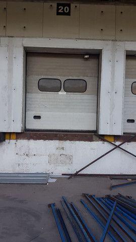 Porta de Doca para frigorifico usada - Foto 2