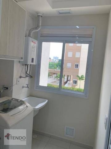 Apartamento 90 m² - alugar - 3 dormitórios - 2 suítes - Bairro Pau Preto - Indaiatuba/SP - Foto 9