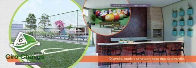 Apartamento à venda, 40 m² por R$ 150.900,00 - Centro - Eusébio/CE - Foto 13