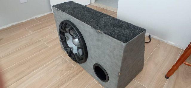 "Módulo Power One 1200 Watts, Sub Bravox UXP 12"" 500 RMS, Par 69 Bravox E Booster"