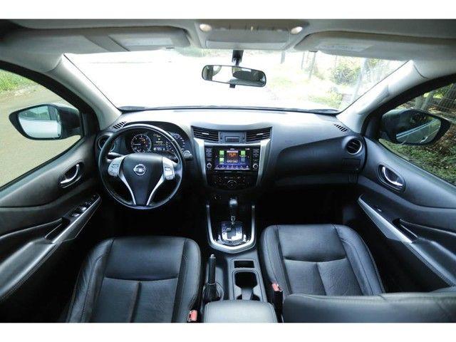 Nissan Frontier XE 2.3 4X4 BI-TURBO DIESEL AUT. - Foto 11