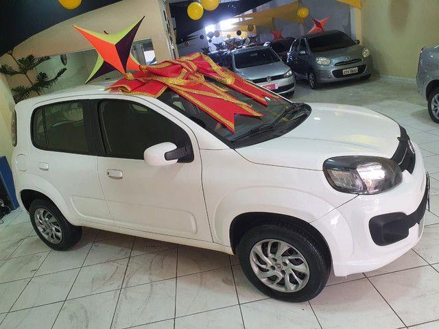 °UNO DRIVE 1.0 (2019) FINANCIAMENTO OU AVISTA!!! - Foto 8