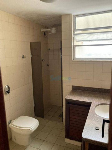 Apartamento para alugar, 75 m² por R$ 1.400,00/mês - Icaraí - Niterói/RJ - Foto 13