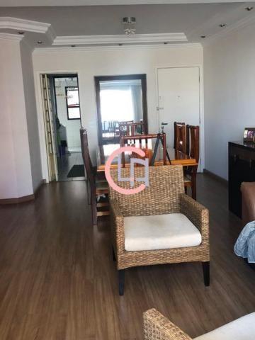 Apartamento para aluguel, 4 quartos, 2 suítes, 2 vagas, Centro - São Bernardo do Campo/SP - Foto 4