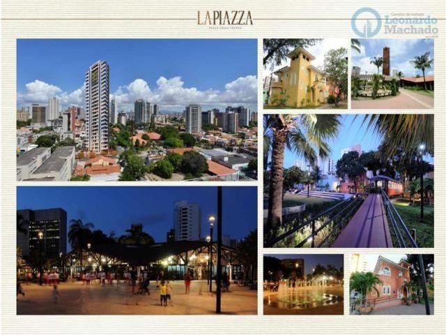 La Piazza Andar alto, no melhor da Aldeota 93m2 R$770.000 - Foto 14