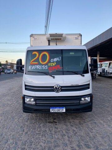 VW Express com baú frio  - Foto 2
