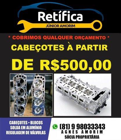 Cabeçote(PE) Puma GT/GT4R/Puma P8/Puma Spyder/GTE/GTS/GTB/GTB S2/GTB S3