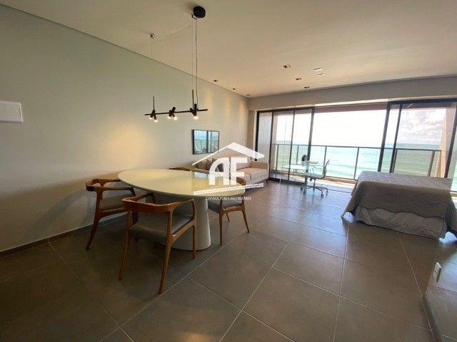 Apartamento Studio, Varanda e Vista para o Mar - Ótima forma de pagamento - Foto 8