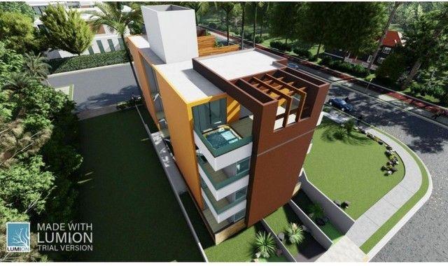 Apartamento de dois quartos com cobertura privativa. - Foto 3
