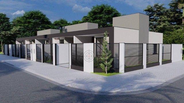 Casa com 2 dormitórios à venda, 48 m² por R$ 235.000 - Loteamento Campos do Iguaçu - Foz d