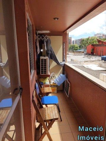 Quarto e sala mobiliado 50m², Ponta Verde - Foto 4