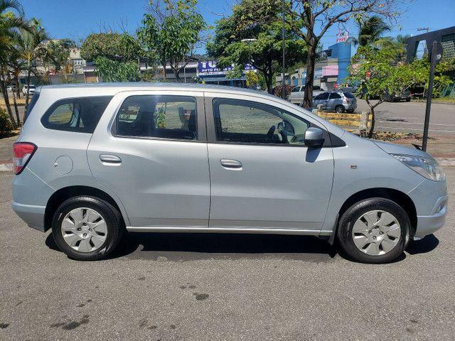 Chevrolet Spin 1.8 LT 5 Lugares vendo troco e financio R$  - Foto 3