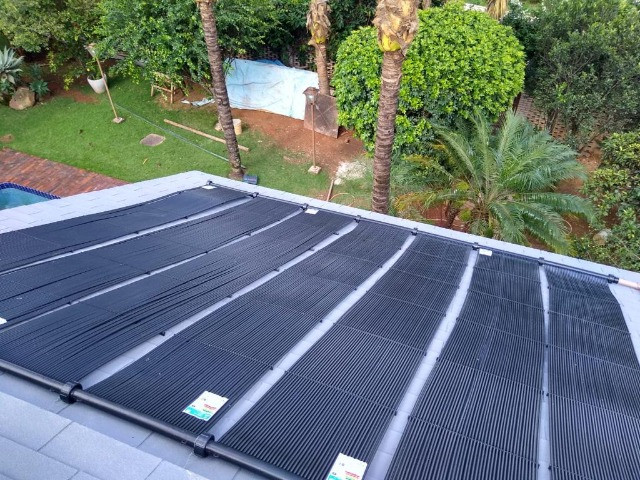 Aquecedor coletor solar para piscina - Foto 2