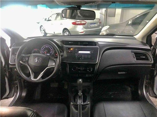 Honda City 2018 1.5 lx 16v flex 4p automático - Foto 7