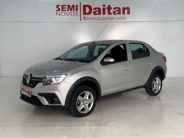 Renault Logan Zen 1.6 Flex CVT 41.000km 2019/20