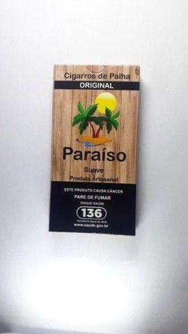 Cigarros de Palha Paraíso - Caixinha